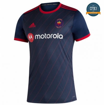 Cfb3 Camiseta Chicago Fire 2ª Equipación 2020/2021