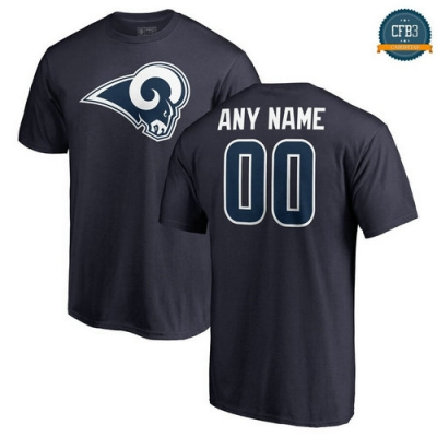 Cfb3 Camisetas Camiseta Los Angeles Rams