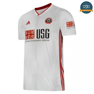 Camiseta Sheffield 2ª 2019/20
