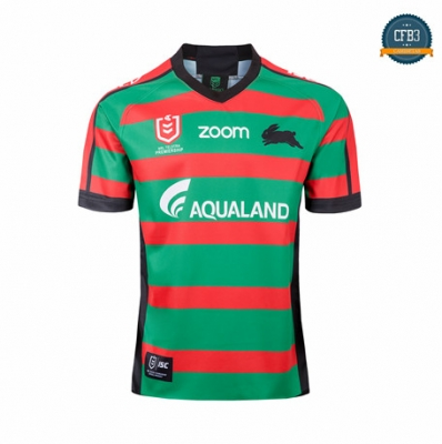 Cfb3 Camiseta Rugby South Sydney Rabbits 1ª 2019/2020