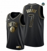 Cfb6 Camiseta Kevin Durant, Brooklyn Nets - Black/Gold