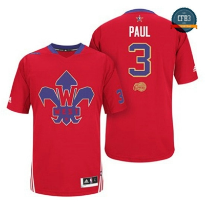 cfb3 camisetas Chris Paul, All-Star 2014