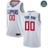 cfb3 camisetas Custom, Los Angeles Clippers - Association