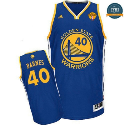 cfb3 camisetas Harrison Barnes, Golden State Warriors [Road]