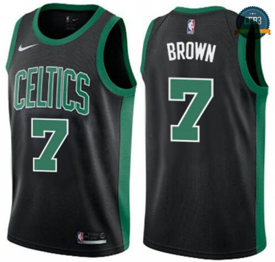 cfb3 camisetas Jaylen Brown, Boston Celtics - Statement
