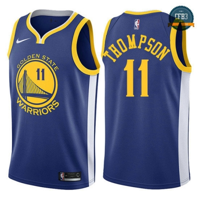cfb3 camisetas Klay Thompson, Golden State Warriors - Icon