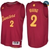 cfb3 camisetas Kyrie Irving, Cleveland Cavaliers - Christmas '17