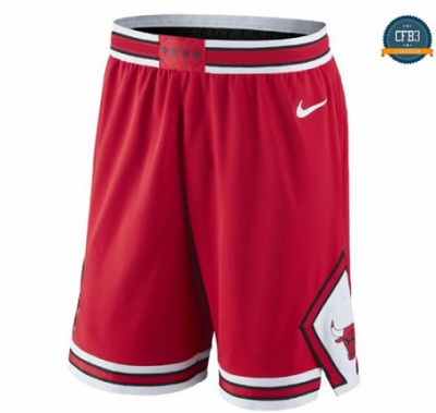 Cfb3 Camisetas Pantalones Chicago Bulls - Icon