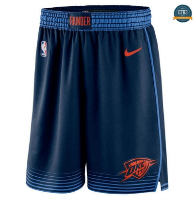 cfb3 camisetas Pantalones Oklahoma City Thunder - Statement