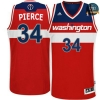 cfb3 camisetas Paul Pierce, Washington Wizards - Rojo