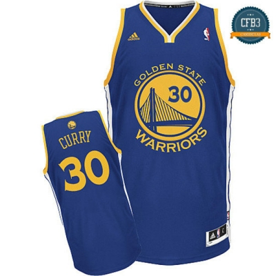 cfb3 camisetas Stephen Curry, Golden State Warriors [Road]