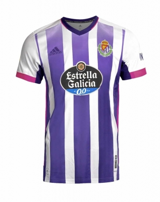 Camiseta Real Valladolid FC 1ª 2020 2021