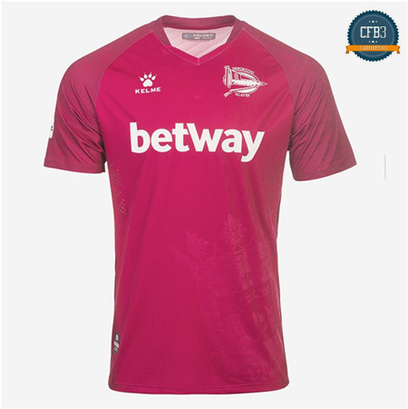 Camiseta Alaves 2ª 2019/2020