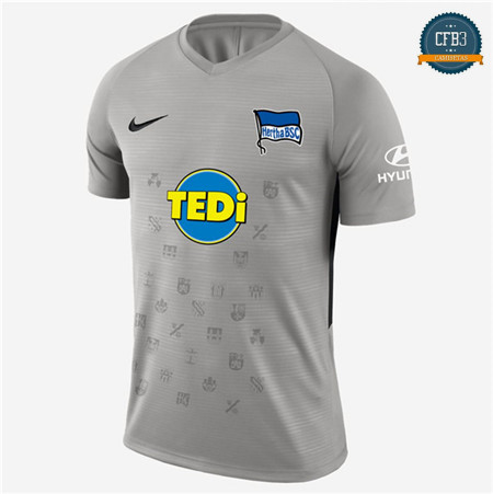 Camiseta Hertha Berlin 3ª 2019/2020