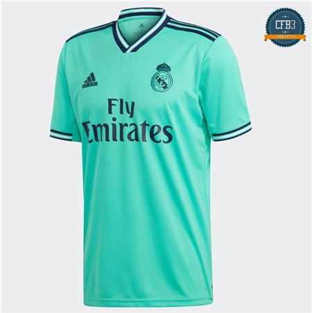 Camiseta Real Madrid 3ª 2019/2020