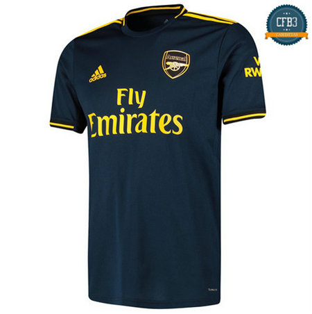Camiseta Arsenal 3ª 2019/20