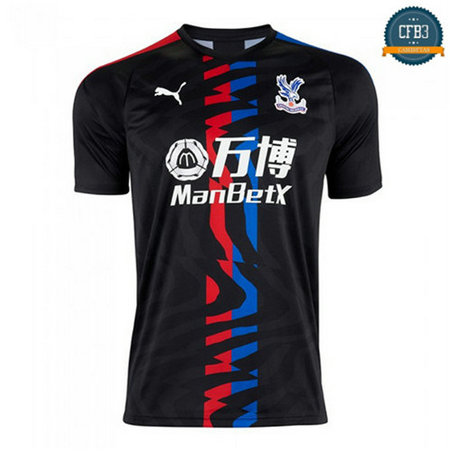 Camiseta Crystal Palace 2ª 2019/20