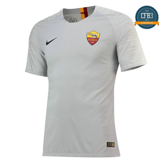 Camiseta AS Roma 2ª Equipación Blanco 2018