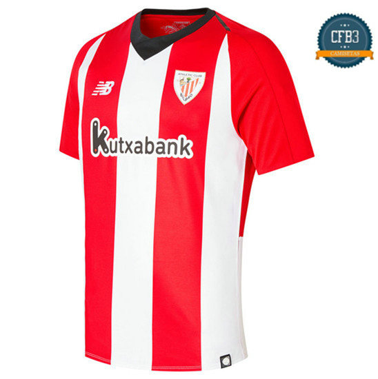 Camiseta Athletic Bilbao 1ª Equipación 2018