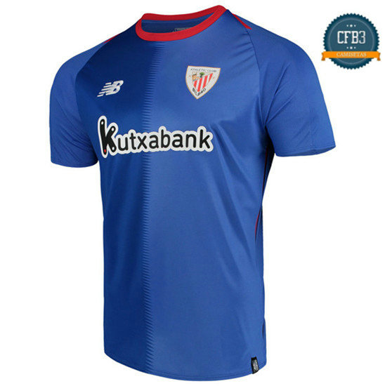 Camiseta Athletic Bilbao 2ª Equipación 2018
