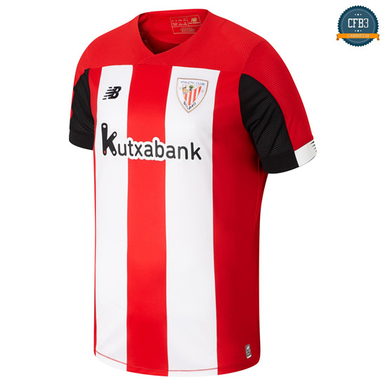 Camiseta Athletic Bilbao 1ª Equipación 2019/2020