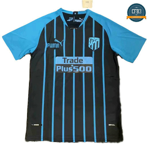 Camiseta Atletico Madrid Azul 2019/2020