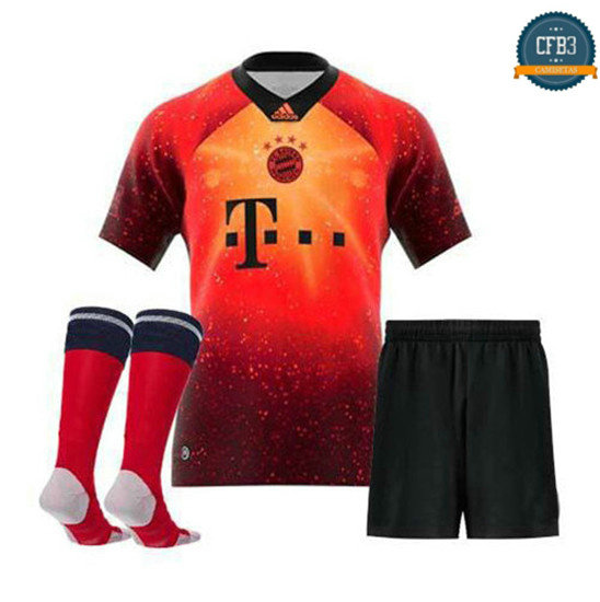 Camiseta Bayern Munich EA Sports Niños 2018