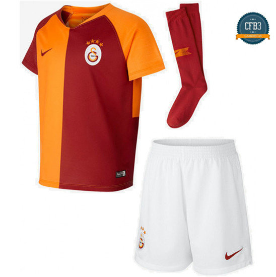 Camiseta Galatasaray 1ª Equipación Junior 2018