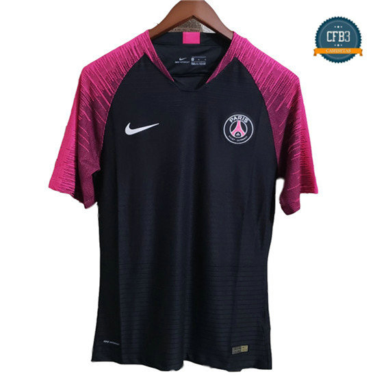 Camiseta PSG Avant match Rose fans 2018-2019