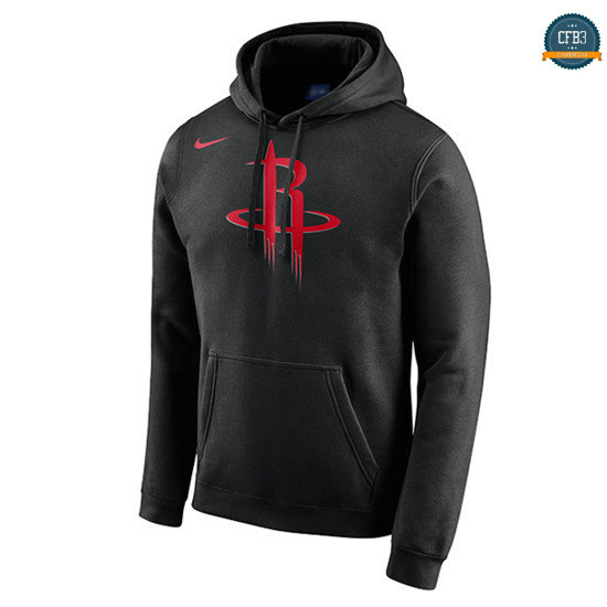 cfb3 camisetas Sudadera Houston Rockets