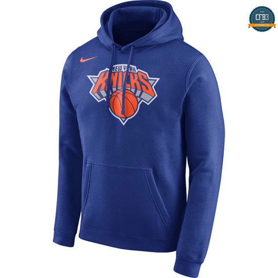 cfb3 camisetas Sudadera New York Knicks