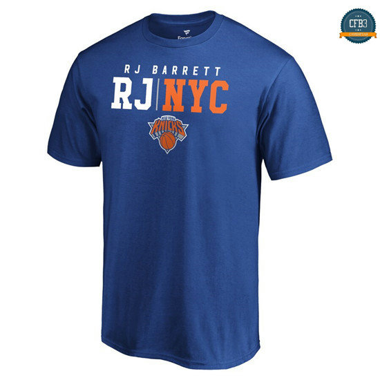 cfb3 Camisetas New York Knicks - RJ Barrett