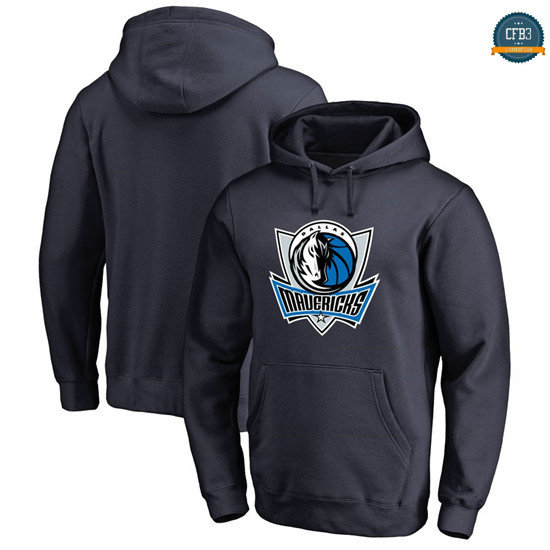 cfb3 camisetas Sudadera con capucha Dallas Mavericks