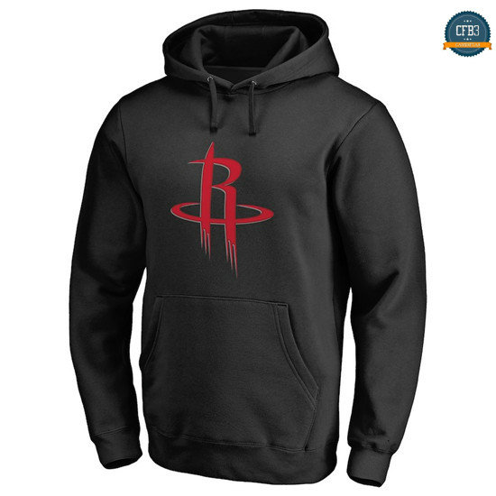 cfb3 camisetas Sudadera con capucha Houston Rockets