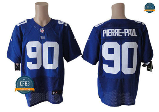 cfb3 camisetas Jason Pierre-Paul, NY Giants