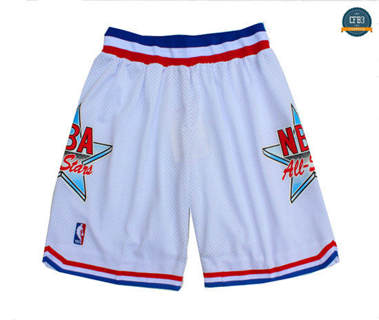 cfb3 camisetas Pantalones All-Star 1992