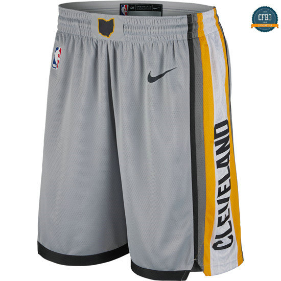 cfb3 camisetas Pantalones Cleveland Cavaliers - City Edition