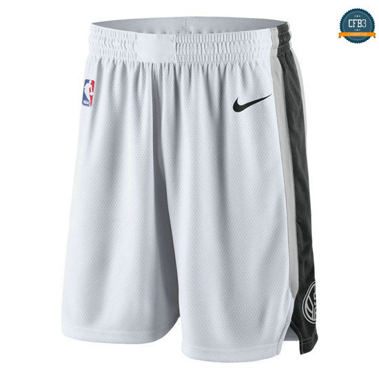 cfb3 camisetas Pantalones San Antonio Spurs - Association