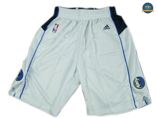 cfb3 camisetas Pantalones Maverick Dallas [Blanco]