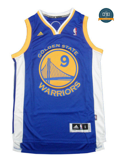cfb3 camisetas Andre Iguodala, Golden State Warriors [Road]