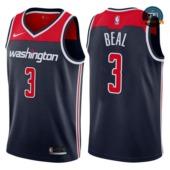 cfb3 camisetas Bradley Beal, Washington Wizards - Statement