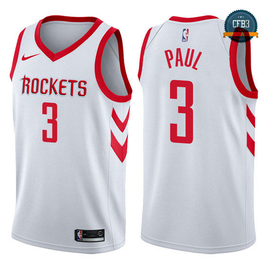 cfb3 camisetas Chris Paul, Houston Rockets - Association
