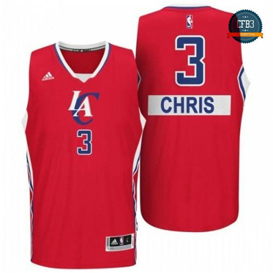 cfb3 camisetas Chris Paul, Los Angeles Clippers - Christmas Day