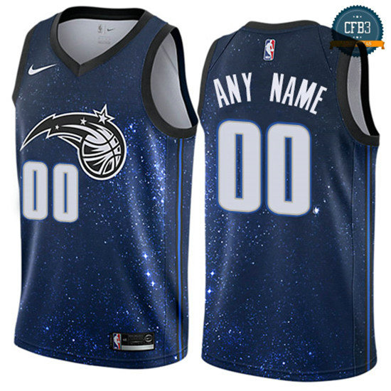 cfb3 camisetas Custom, Orlando Magic - City Edition