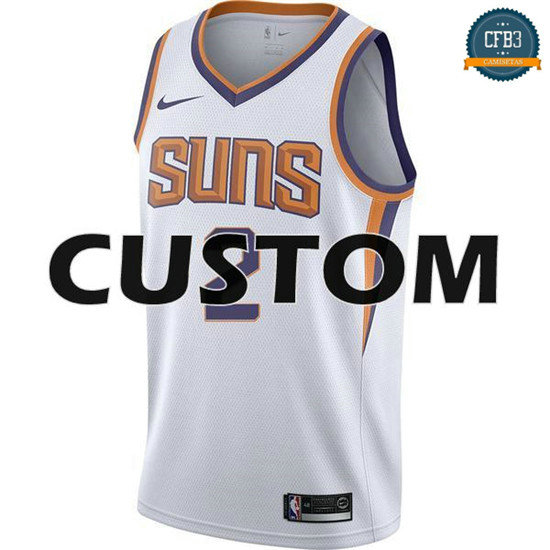 cfb3 camisetas Custom, Phoenix Suns - Association