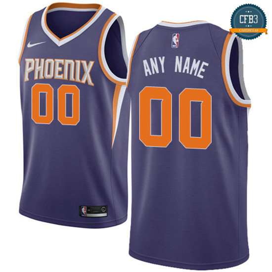 cfb3 camisetas Custom, Phoenix Suns - Icon