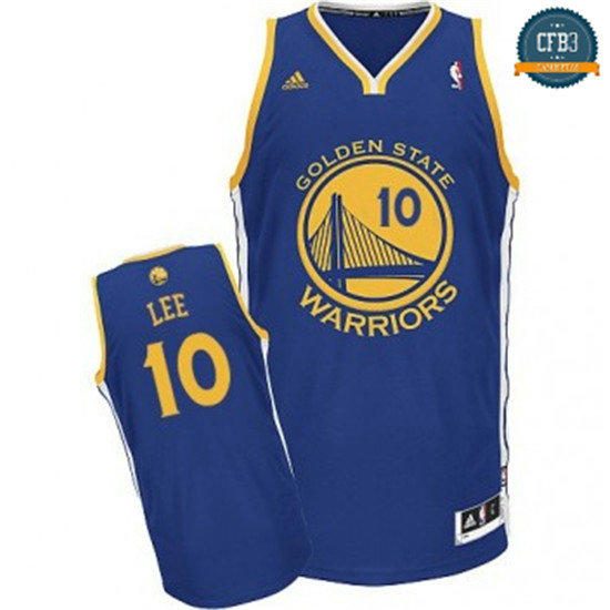 cfb3 camisetas David Lee, Golden State Warriors - [Road]
