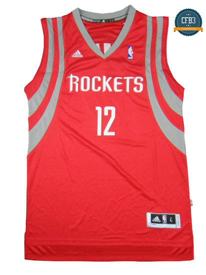 cfb3 camisetas Dwight Howard, Houston Rockets [Road]