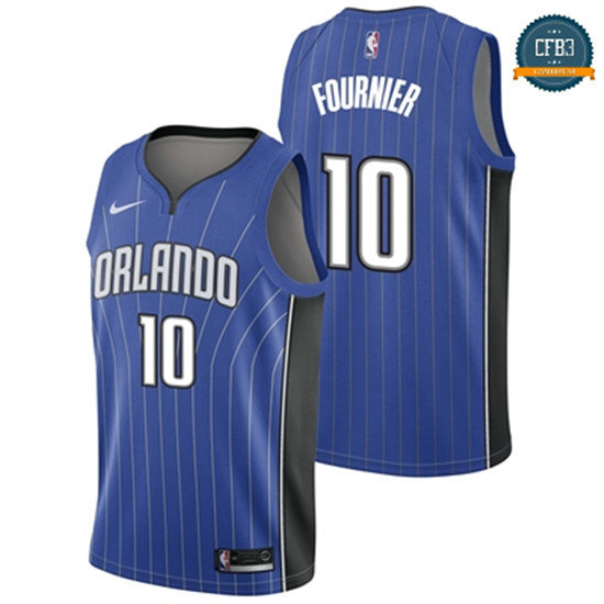 cfb3 camisetas Evan Fournier, Orlando Magic - Icon