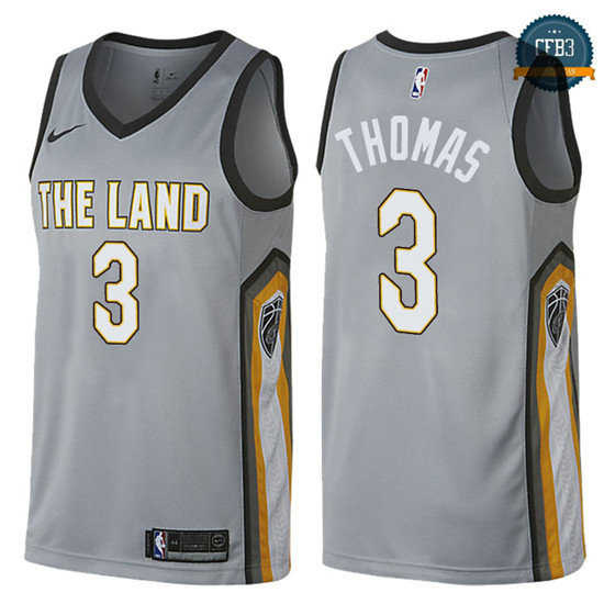 cfb3 camisetas Isaiah Thomas, Cleveland Cavaliers - City Edition